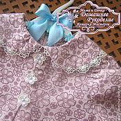 Работы для детей, ручной работы. Ярмарка Мастеров - ручная работа блузка - туника Бохо для девочки. Handmade.