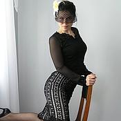 """Одежда ручной работы. Ярмарка Мастеров - ручная работа Юбка """"Шанель"""". Handmade."""