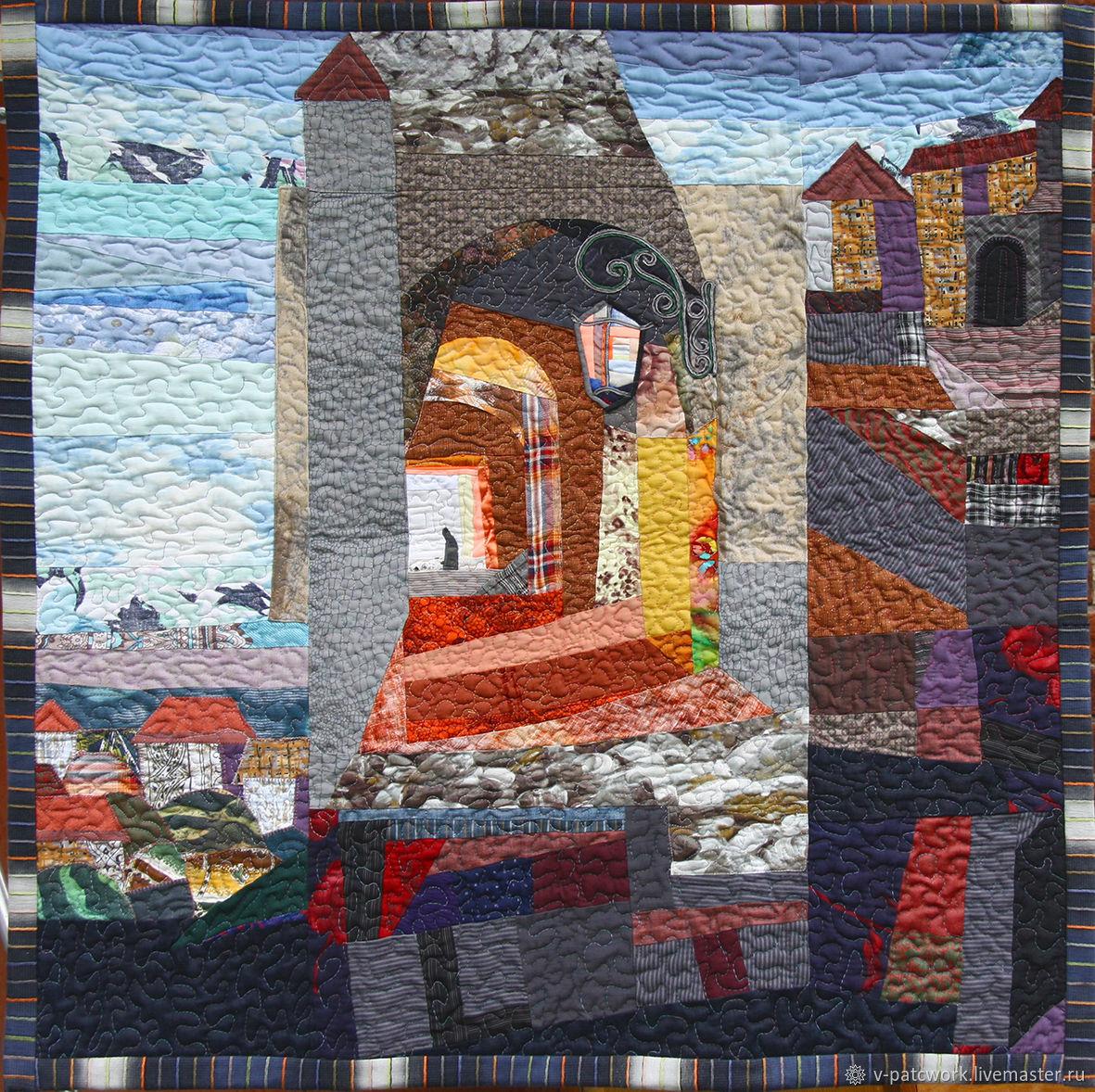 Город солнца, Картины, Старый Оскол,  Фото №1