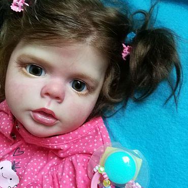 Куклы и игрушки ручной работы. Ярмарка Мастеров - ручная работа Кукла Реборн Шерри. Handmade.