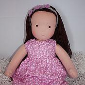 Куклы и игрушки ручной работы. Ярмарка Мастеров - ручная работа Шарнирная куколка 40 см. Handmade.