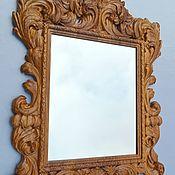 Для дома и интерьера ручной работы. Ярмарка Мастеров - ручная работа Зеркало настенное №2. Handmade.