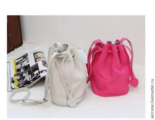 Женские сумки ручной работы. Ярмарка Мастеров - ручная работа. Купить Cумки из 100% кожи (15 цветов). Handmade. Комбинированный