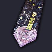 Аксессуары handmade. Livemaster - original item Children`s tie, Little Prince.. Handmade.