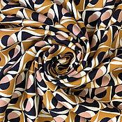 Ткани ручной работы. Ярмарка Мастеров - ручная работа Итальянский вискозный креп. Handmade.
