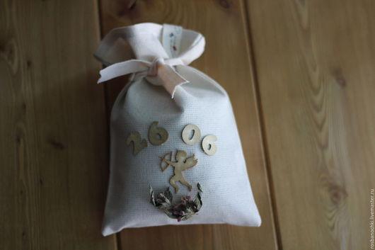 Подарочная упаковка ручной работы. Ярмарка Мастеров - ручная работа. Купить Мешочек тканевый. Handmade. Мешок для хранения, подарочные мешочки