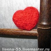 Куклы и игрушки handmade. Livemaster - original item hearts. Handmade.