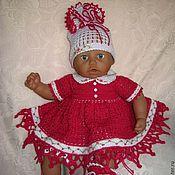 Куклы и игрушки ручной работы. Ярмарка Мастеров - ручная работа Sweet Spring. Комплект одежды для куклы.. Handmade.