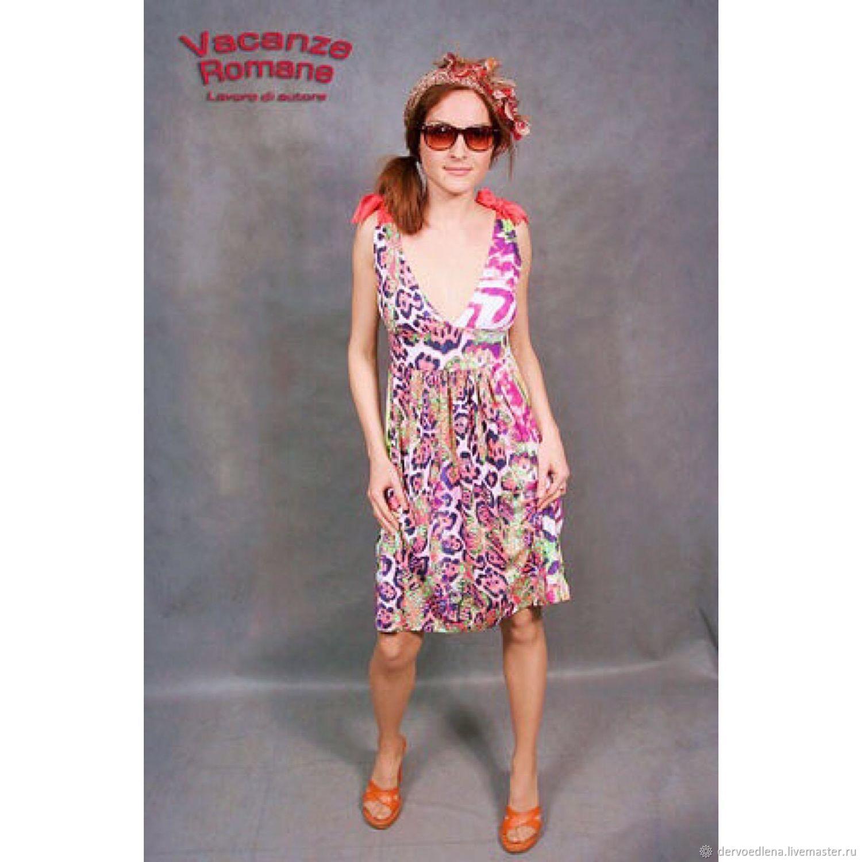 Платья ручной работы. Ярмарка Мастеров - ручная работа. Купить Платье VR-592. Handmade. Платье, летний сарафан