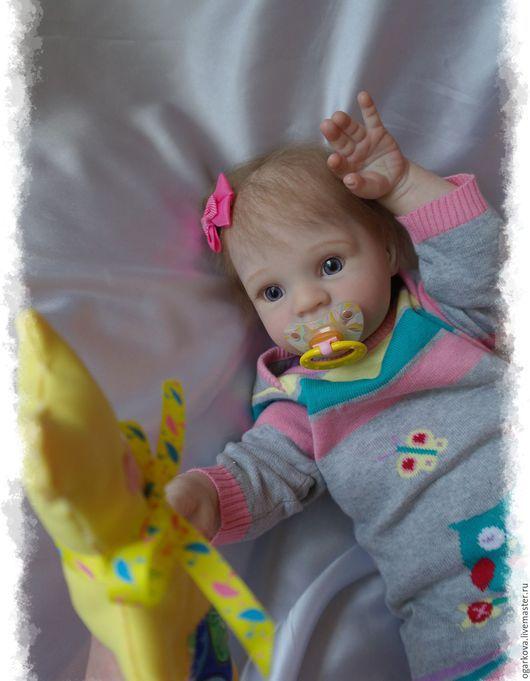 Куклы-младенцы и reborn ручной работы. Ярмарка Мастеров - ручная работа. Купить Кукла реборн на базе молда Jesse (Джесс) by Kelly Rubert. Handmade.