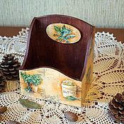"""Полки ручной работы. Ярмарка Мастеров - ручная работа Короб для специй """"Пряные травы"""". Handmade."""