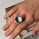 """Кольца ручной работы. Кольцо серебряное """"Камчатка"""". Андрей Захаров. Ярмарка Мастеров. Кольцо ручной работы"""