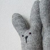Подарки к праздникам ручной работы. Ярмарка Мастеров - ручная работа Пара зайцев. Неразлучники. Подарок влюбленным.. Handmade.