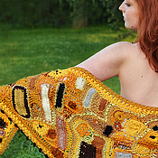 Аксессуары handmade. Livemaster - original item Shawl crochet