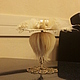 Интерьерные композиции ручной работы. Ярмарка Мастеров - ручная работа. Купить Флористические новогодние композиции из сухоцветов  Топленое молоко. Handmade.