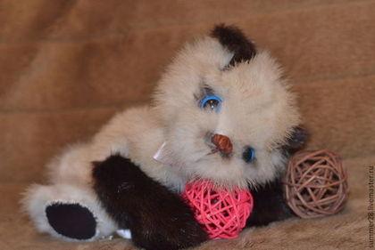 Мишки Тедди ручной работы. Ярмарка Мастеров - ручная работа кот Том. Handmade.