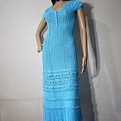 handmade. Livemaster - original item Crochet Brooke Dress.. Handmade.