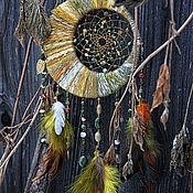 """Фен-шуй и эзотерика ручной работы. Ярмарка Мастеров - ручная работа Ловец снов """"Moon of Melted Herbs"""". Handmade."""