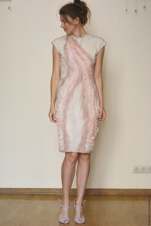 Felted dress, Dresses, Lugansk,  Фото №1