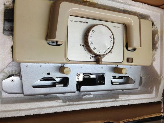 Вязание ручной работы. Ярмарка Мастеров - ручная работа. Купить Ажурная каретка Silver Reed LC 560, для компьютерных машинок,Япония. Handmade.