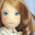 Куклы и игрушки от Юлии Гуламовой - Ярмарка Мастеров - ручная работа, handmade