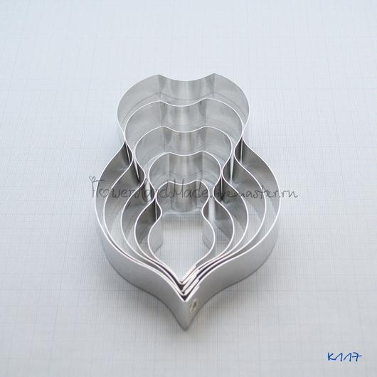 К117 Каттеры `Калла цветок` №1 - 410 руб