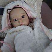 Куклы и игрушки ручной работы. Ярмарка Мастеров - ручная работа кукла реборн Тиффани Natali Blik. Handmade.