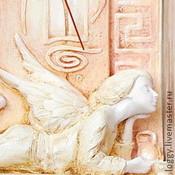 """Для дома и интерьера ручной работы. Ярмарка Мастеров - ручная работа Часы """"Утро"""". Handmade."""