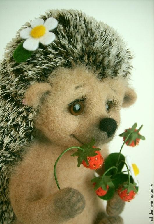 Hedgehog Sweet Tooth, Stuffed Toys, Zelenograd,  Фото №1