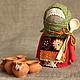 Народные куклы ручной работы. Ярмарка Мастеров - ручная работа. Купить Крупеничка. Handmade. Русский стиль, народная традиция, кружево