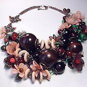 Украшения handmade. Livemaster - original item My Scotland. necklace.. Handmade.