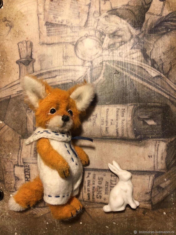Little fox 1, Мягкие игрушки, Жуковский,  Фото №1