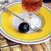 Посуда handmade. Livemaster - original item Silver fork diner