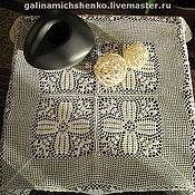 Для дома и интерьера ручной работы. Ярмарка Мастеров - ручная работа Скатерть № 2. Handmade.