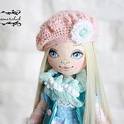 Куклы и игрушки ручной работы. Ярмарка Мастеров - ручная работа Текстильная кукла Эми. Handmade.