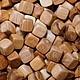деревянные кубики из можжевельника на заказ разных размеров