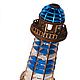 Освещение ручной работы. Светильник Маяк Lighthouse Lamp II. WOODANDROOT. Интернет-магазин Ярмарка Мастеров. Маяк, навигация, дерево