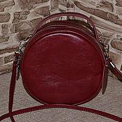 Сумки и аксессуары handmade. Livemaster - original item Bag waist leather Handbag genuine leather belt Model 31. Handmade.
