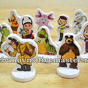 Куклы и игрушки handmade. Livemaster - original item Figures-Characters Stand on any subject!. Handmade.