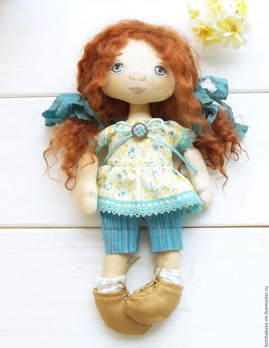 Коллекционные куклы ручной работы. Ярмарка Мастеров - ручная работа. Купить Лера. Handmade. Кукла ручной работы, авторская кукла