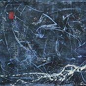 Картины и панно ручной работы. Ярмарка Мастеров - ручная работа Crack (Трещина). Handmade.