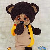 Куклы и игрушки ручной работы. Ярмарка Мастеров - ручная работа Медвежонок Тишка. Handmade.