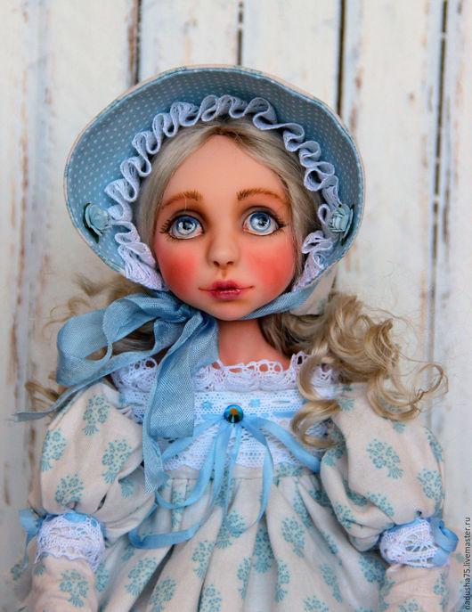 Коллекционные куклы ручной работы. Ярмарка Мастеров - ручная работа. Купить Коллекционная кукла Бекки. Handmade. Коллекционная кукла