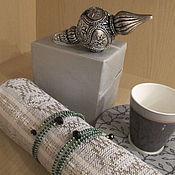 Для дома и интерьера ручной работы. Ярмарка Мастеров - ручная работа Кольца для салфеток  Минимализм. Handmade.