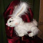 Куклы и игрушки handmade. Livemaster - original item Hare. Theatrical gpit doll.. Handmade.