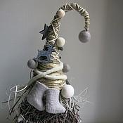 """Подарки к праздникам ручной работы. Ярмарка Мастеров - ручная работа """"Овечкины валенки"""". Handmade."""
