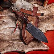 """Ножи ручной работы. Ярмарка Мастеров - ручная работа """"Quetzalcoatl"""" нож ручной работы. Handmade."""