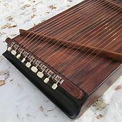 Музыкальные инструменты handmade. Livemaster - original item Chadagan. Tuvan zither (harp).. Handmade.