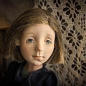 Куклы и игрушки ручной работы. Ярмарка Мастеров - ручная работа Льняной горошек. Handmade.