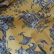 Ткань портьерная Пагода